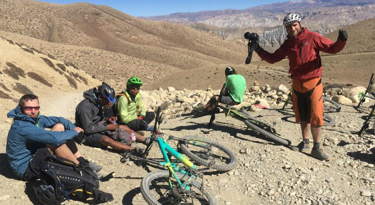 Upper Mustang Mountain Biking Holidays